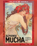 Poster of the exhibition © Mucha Trust