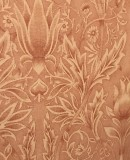 Horta Motifs. Fabric and wallpaper in Brussels houses